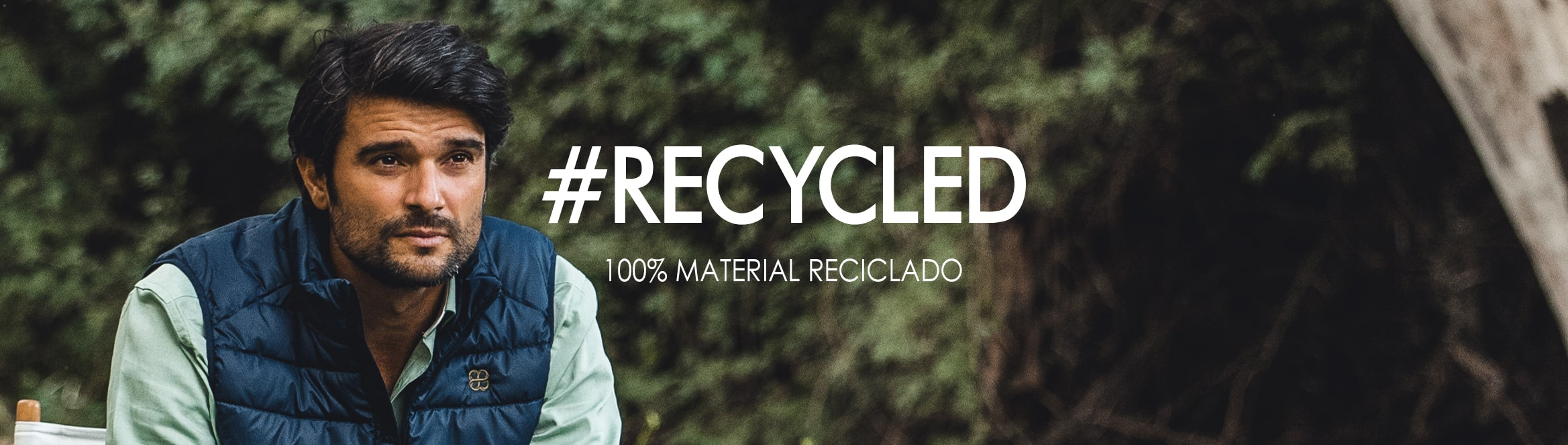 #RECYCLED